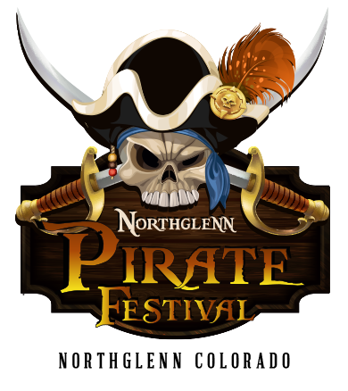 Welcome to The Pirate Festival!  Brought to you by the City of Northglenn Colorado Logo