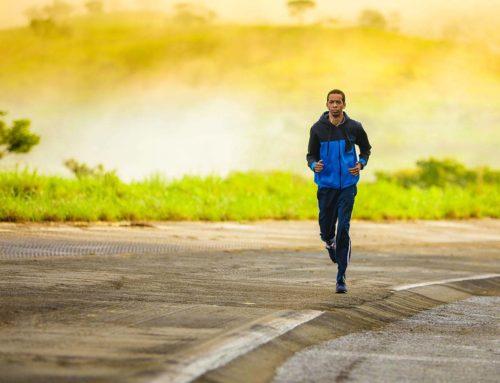 Training for a marathon
